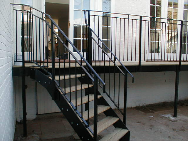Fire Escape Repair South London